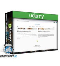 دانلود Udemy Master MERN Stack by Building Complete Blog Project [2020]